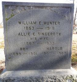 William E Hunter