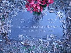 Melissa Michelle Haynes