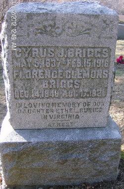 Florence Emma <i>Clemons</i> Briggs