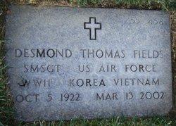Desmond Thomas Des Fields