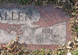 Ruth <i>Williams</i> Allen