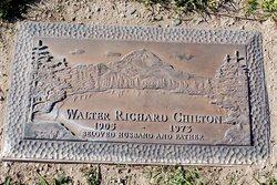 Walter Richard Chilton