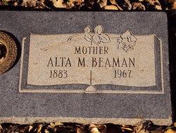 Alta Mae <i>Smith</i> Beaman
