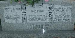 Virginia Ruth Ginny <i>Hall</i> Drury