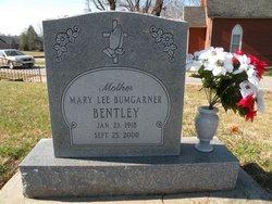 Mary Lee <i>Bumgarner</i> Bentley