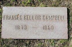 Frances K Campbell