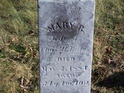 Mary R <i>Bowersock</i> Bates