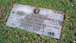 PFC Robert E Baldeshwiler