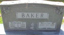 Edward C Baker