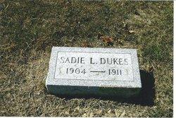 Sadie L. Dukes