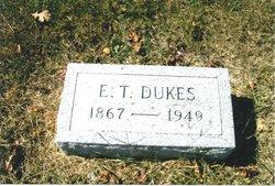 Elijah. Thomas Dukes
