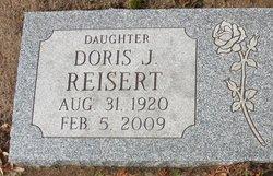 Doris Jane <i>Anderson</i> Reisert
