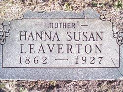 Hanna Susan Leaverton