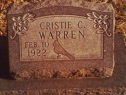 Cristie Coletta <i>(Kelley)</i> Warren