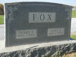 Henry R. Monk Fox