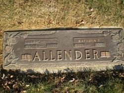 Kathyrn V. <i>Baughman</i> Allender