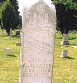 John Richard Alexander