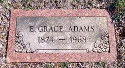 Effie Grace <i>Cottle</i> Adams