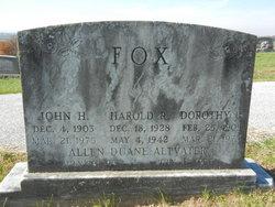 John Howard Fox