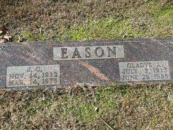 Gladys M. <i>Allen</i> Eason