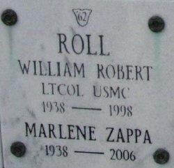 Marlene <i>Zappa</i> Roll
