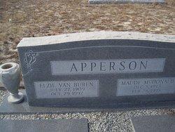 Elzie <i>Van Buren</i> Apperson