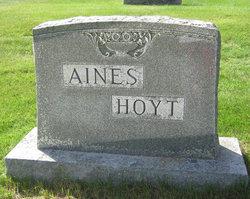 Mary Myra <i>Wolcott</i> Aines