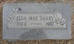 Elda Mae Barry
