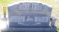 Lloyd Woodson Ashby