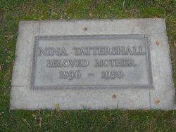 Nina Elizabeth <i>Peddy</i> Tattershall