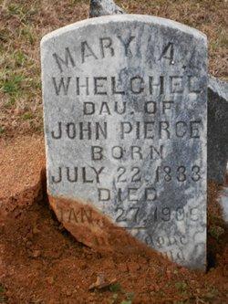 Mary Ann <i>Pierce</i> Whelchel