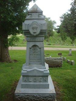 Abbie M. <i>Orcutt</i> Alden