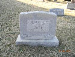 Alice E Bailey