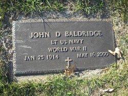 John D. Baldridge