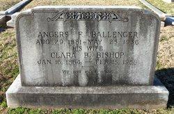 Clara B <i>Bishop</i> Ballenger