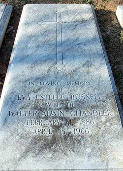 Eva Estelle <i>Russell</i> Chandler
