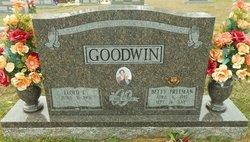 Betty <i>Freeman</i> Goodwin
