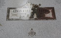 Elvin Lee Ellerbee