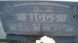 Jesse Elbert Biggs, Sr