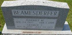 George E Beamesderfer
