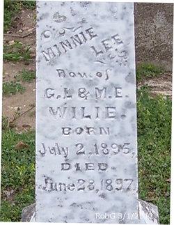 Minnie Lee Wilie