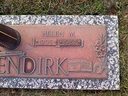 Helen M <i>McElreath</i> Nistendirk
