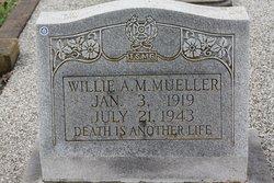 Willie A.M. Mueller