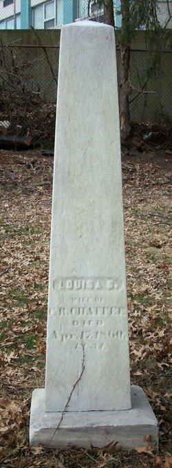 Louisa S <i>Bunce</i> Chaffee