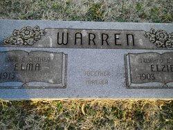 Elzie Warren