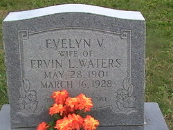 Evelyn Virginia <i>Racer</i> Waters