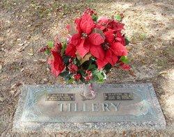 Mattie Velma <i>Wood</i> Tillery
