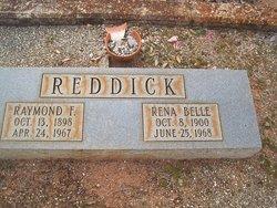 Rena Bell <i>Grambrell</i> Reddick