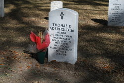 Thomas D Aderhold, Sr