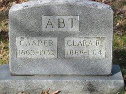 Clarinda R. Clara <i>Petrey</i> Abt